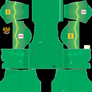Indonesia Goalkeeper Away Kit 2016-2017