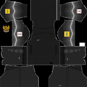 Indonesia Goalkeeper Home Kit 2016-2017