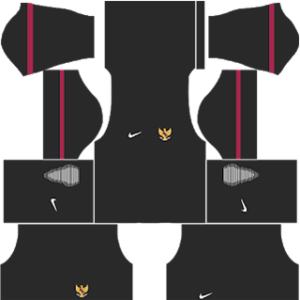 Indonesia Goalkeeper Home Kit 2017-2018