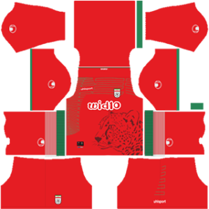 Iran Away Kit 2016-2017