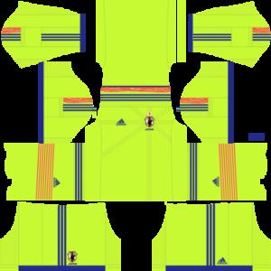 Japan Away Kit 2015-2016