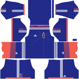 Japan Kits 2016 Dream League Soccer