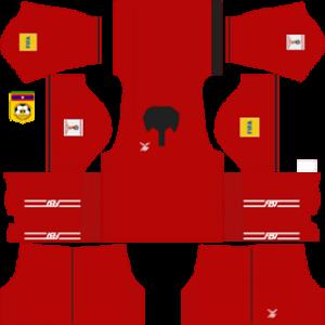 Laos 2018 Dream League Soccer Kits