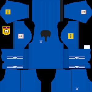 Laos Away Kit 2017-2018