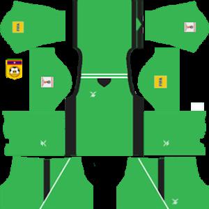Laos Goalkeeper Away Kit 2017-2018