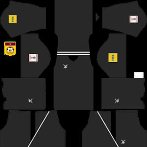Laos Goalkeeper Home Kit 2017-2018