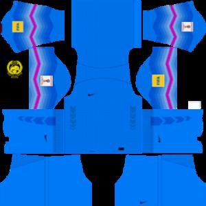 Malaysia Goalkeeper Home Kit 2014-2015