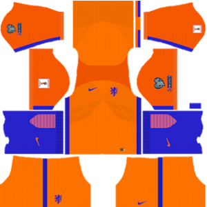 Netherlands 20172018 Dream League Soccer Kits