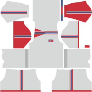 North Korea Away Kit 2017-2018