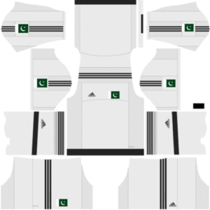 Pakistan Away Kit 2017-2018