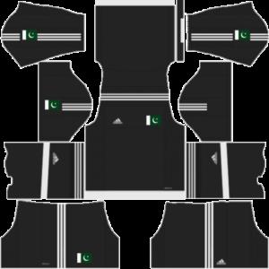 Pakistan Goalkeeper Home Kit 2016-2017