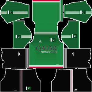 Pakistan Kits 2017 Dream League Soccer
