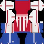 Paraguay 2017/2018 Dream League Soccer Kits