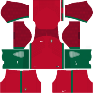 Portugal Kits 2015/2016 Dream League Soccer