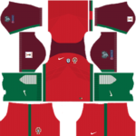 Portugal Kits 20162017 Dream League Soccer