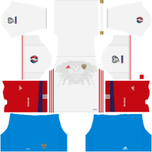 Russia Away Kit 2015-2016