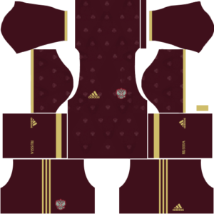 Russia Away Kit 2016-2017