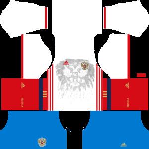 Russia Third Kit 2016-2017