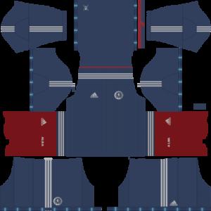 Scotland Third Kit 2017-2018