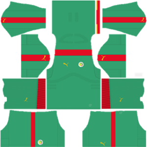 Senegal Away Kit 2016-2017