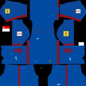 Singapore Away Kit 2016-2017