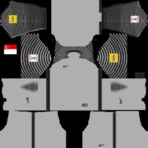 Singapore Goalkeeper Away Kit 2016-2017