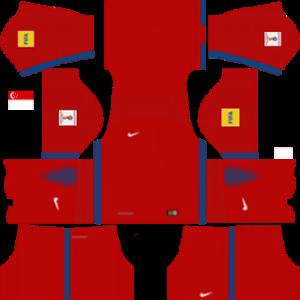 Singapore Kits 2017 Dream League Soccer