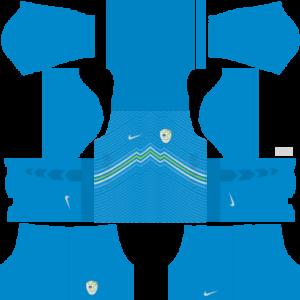 Slovenia Away Kit 2017-2018