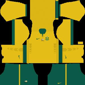 South Africa 20172018 Dream League Soccer Kits