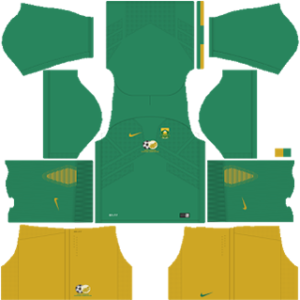 South Africa Away Kit 2016-2017