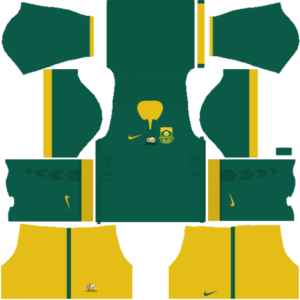 South Africa Away Kit 2017-2018