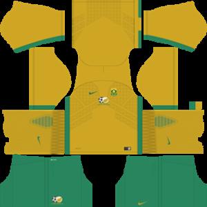 South Africa Kits 20162017 Dream League Soccer