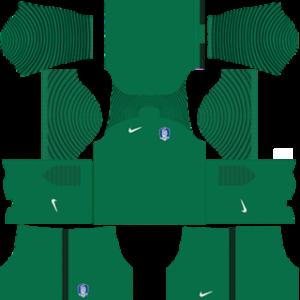 South Korea Goalkeeper Home Kit 2016-2017