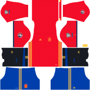 Spain Kits 20152016 Dream League Soccer