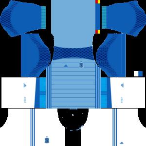 Spain Third Kit 2016-2017
