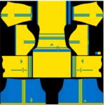 Sweden Kits 2017 Dream League Soccer