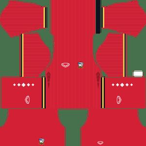 Thailand Away Kit 2017-2018