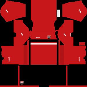 Trinidad & Tobago 20172018 Dream League Soccer Kits