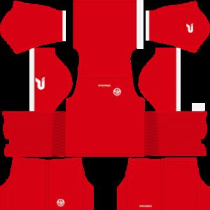Tunisia Away Kit 2016-2017