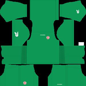 Tunisia Goalkeeper Away Kit 2016-2017