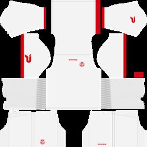 Tunisia Kits 20162017 Dream League Soccer