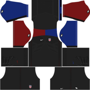 USA 20172018 Dream League Soccer Kits