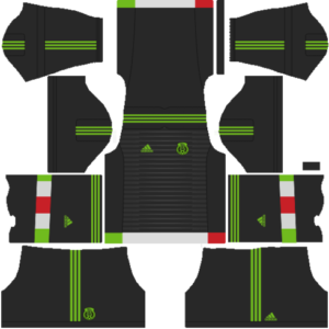 USA Away Kit 2016-2017