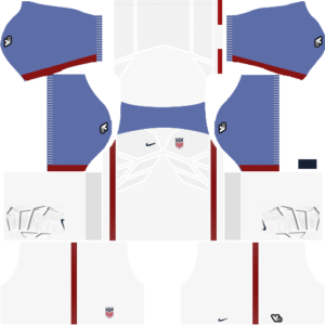 USA Away Kit 2017-2018