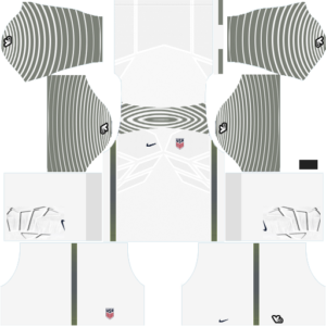 USA Goalkeeper Away Kit 2017-2018