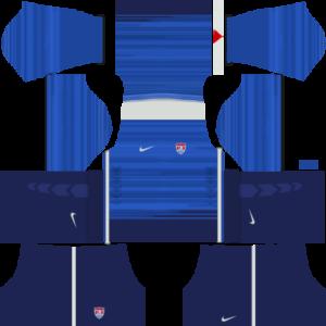 USA Goalkeeper Home Kit 2016-2017