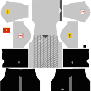 Vietnam Goalkeeper Away Kit 2013-2014