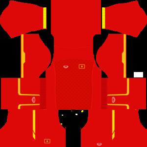 Vietnam Kits 2015 Dream League Soccer