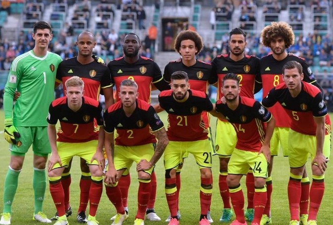 Image result for belgium squad