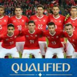 fifa world cup 2018 Switzerland roster